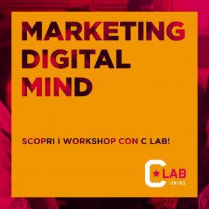 Marketing Digital Mind Academy: Content Creator - 17 Febbraio 2020
