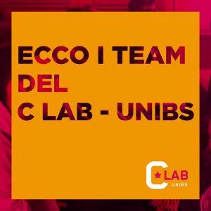 La presentazione dei Team e dell'idea imprenditoriale - 24 Gennaio 2020
