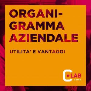 Lezione tecnica: Organigramma Aziendale - 17 aprile 2020