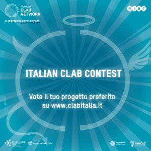 E' aperto il contest dell'Italian Clab Network: 7 giugno-22 giugno 2020!